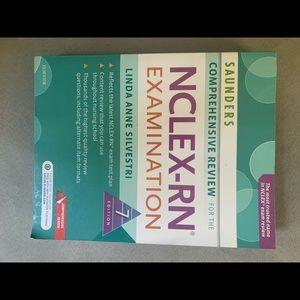 NCLEX-RN  book
